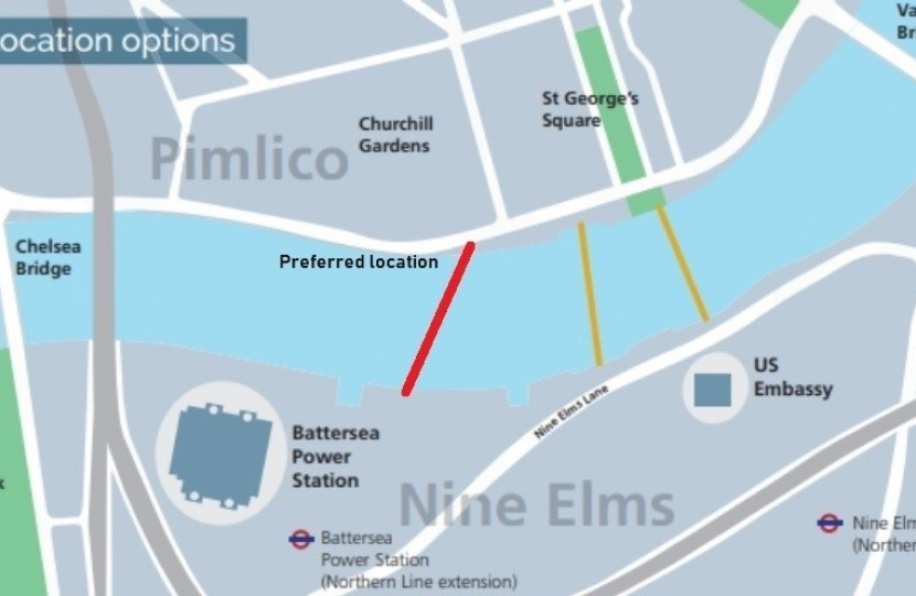 Nine Elms Bridge