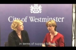 Embedded thumbnail for Westminster City Council launch information page for Coronavirus
